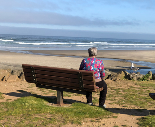 Some people just enjoy the peacefulness and meditative qualities of watching the ocean. Rockaway Beach Oregon provides a wealth of opportunities.