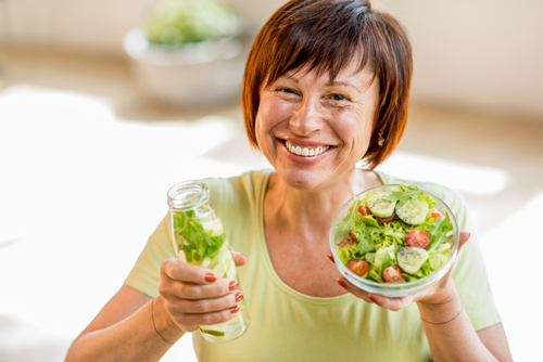 The best diet for women over 50 is easy to explain, and makes sense.