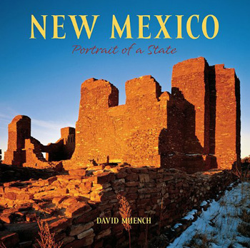 A beautiful book of New Mexico landscape by David Muench.