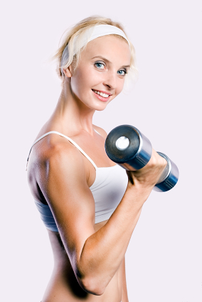 Add in weight training to burn more fat. Exercise and Confidence can increase in parallel.