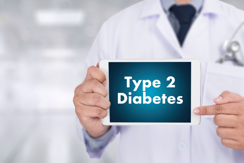 Men develop Type 2 diabetes at 2x the rate of women.