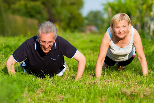 Morning Walk Tips; Add in some short intervals of strength exercises to increase the health benefits.