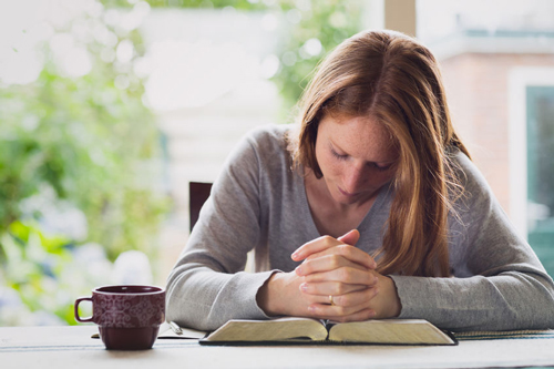 Reading a morning devotional before your walk sets the tone for revitalizing your spirit.