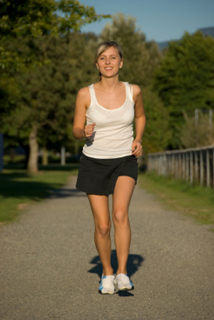 Morning walk tips: start with a check-up from your doctor. Dress nice. Read a devotional before your walk. Add in some strength-training intervals. Eat only natural foods.