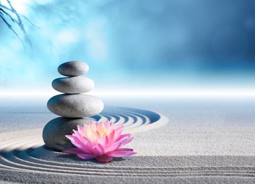 Stacking stones is a spiritual practice utilized in attaining focus and balance with Nature.