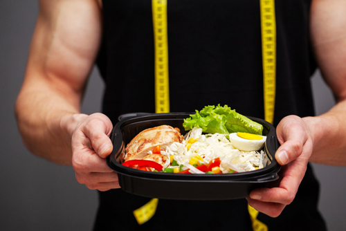 When you add weight training to a Keto diet, you will lose belly fat quicker, and become more muscular-looking.